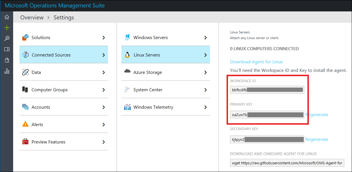 Installing and Configuring Microsoft Azure Log Analytics Nozzle for