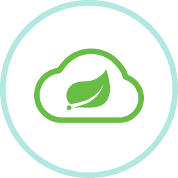 Pivotal Spring Cloud® Services logo