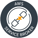 AWS Service Broker for VMware Tanzu logo