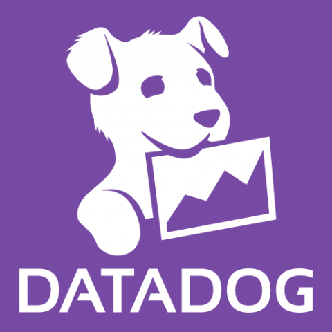Datadog Application Monitoring <br>for VMware Tanzu logo