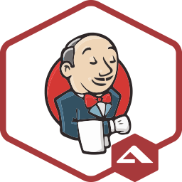 Altoros Jenkins <br>for VMware Tanzu (Beta) logo