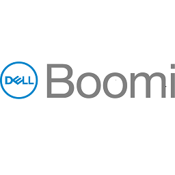 Boomi Data Services <br> for VMware Tanzu logo