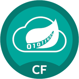 Pivotal Spring Cloud® Data Flow logo