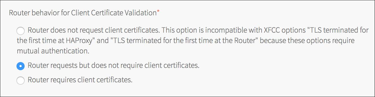 PAS Configuration Reference | Pivotal Docs