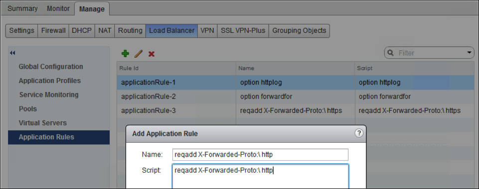 Using Edge Services Gateway on VMware NSX   Pivotal Docs