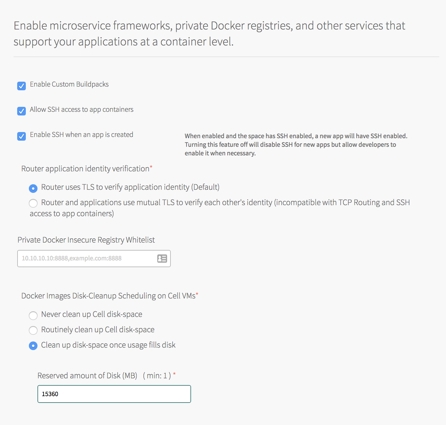 Using Docker Registries | Pivotal Docs