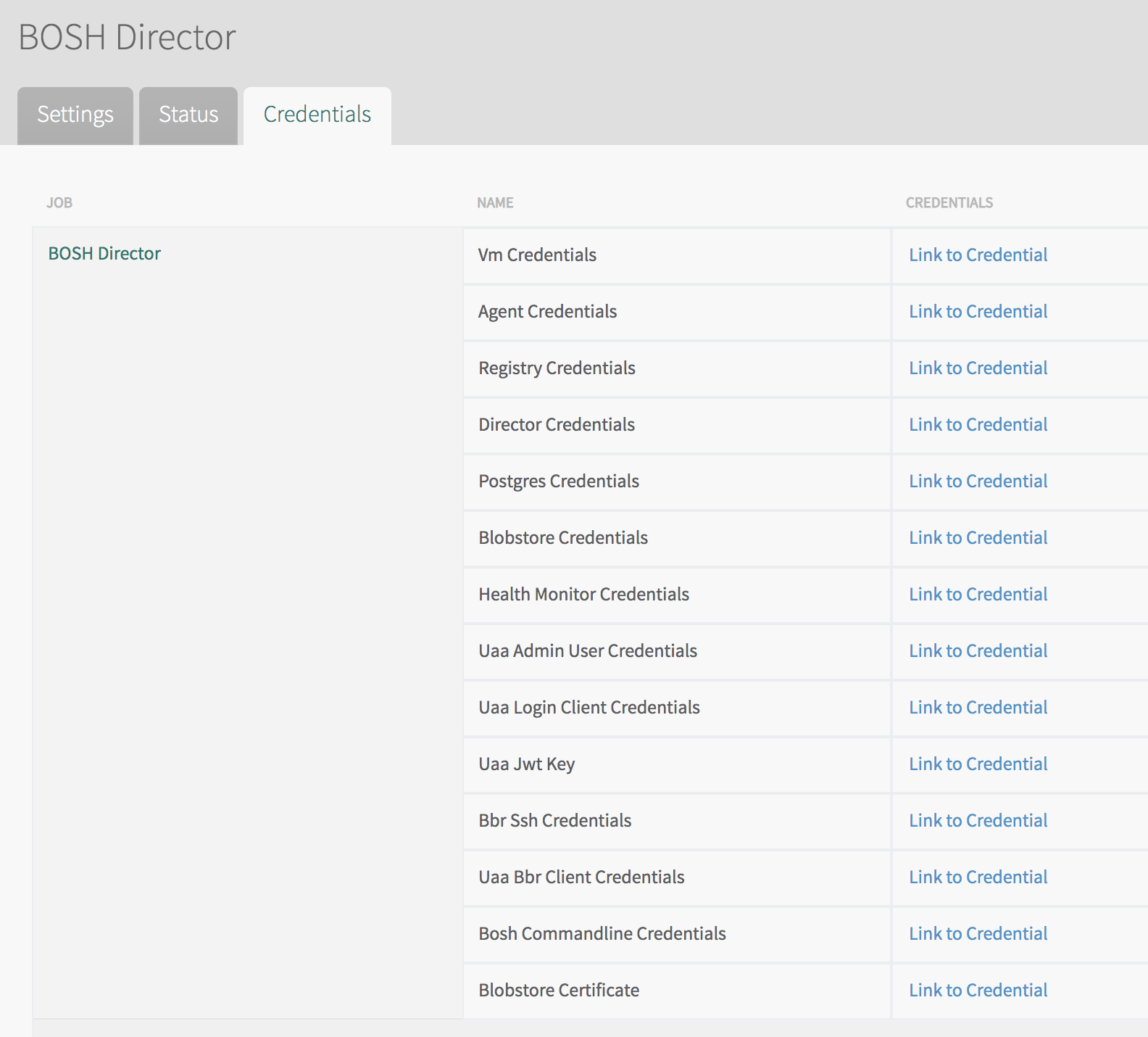 Backing Up Pivotal Cloud Foundry with BBR   Pivotal Docs