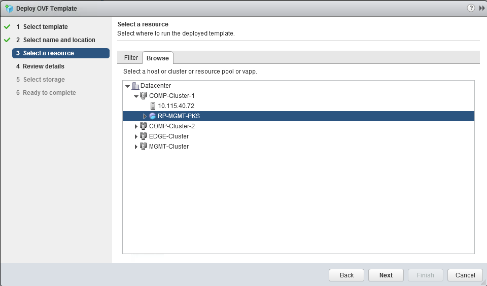 Deploying Ops Manager with NSX-T for PKS | Pivotal Docs