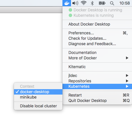 Installing PFS on Docker Desktop - Mac | Pivotal Docs